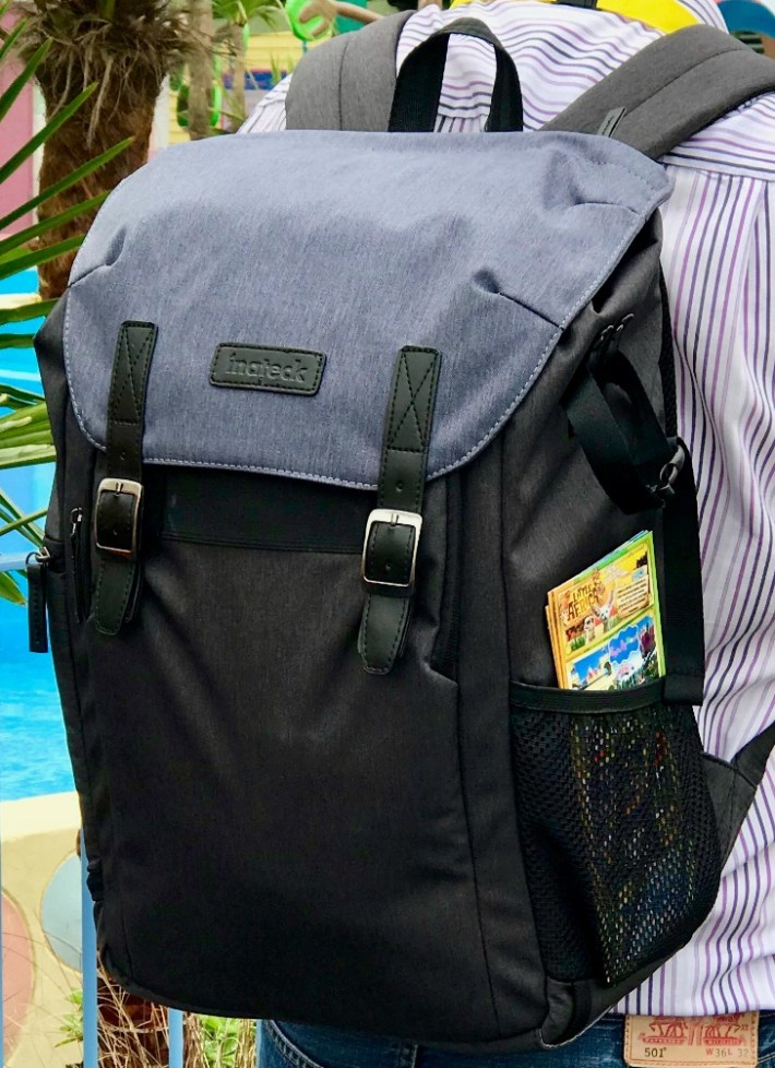 Intatek Camera Backpack