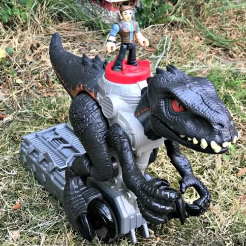 New Fisher-Price® Imaginext® Jurassic World™ Range Review