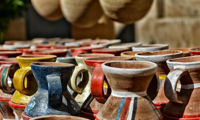 Oman Pots