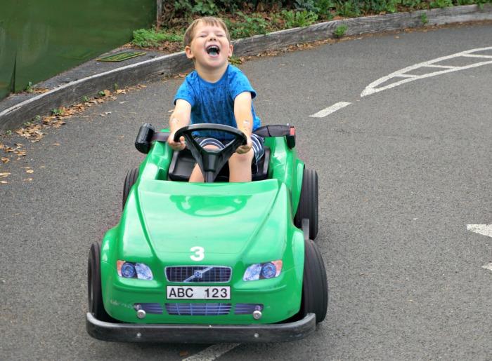 Motorised Cars