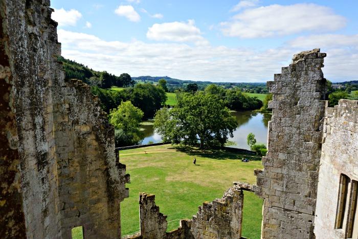 Old Wardour Castle Wiltshire