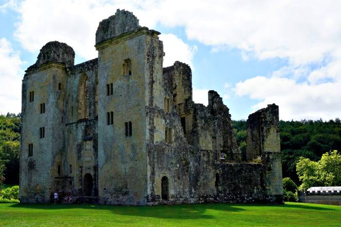 Old Wardour Castle