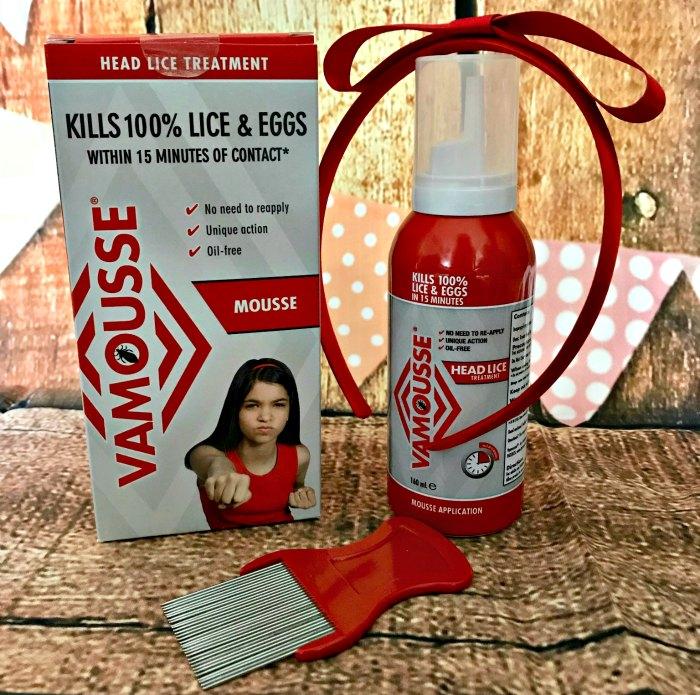Vamousse Head Lice