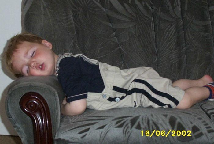 kian age 22 months