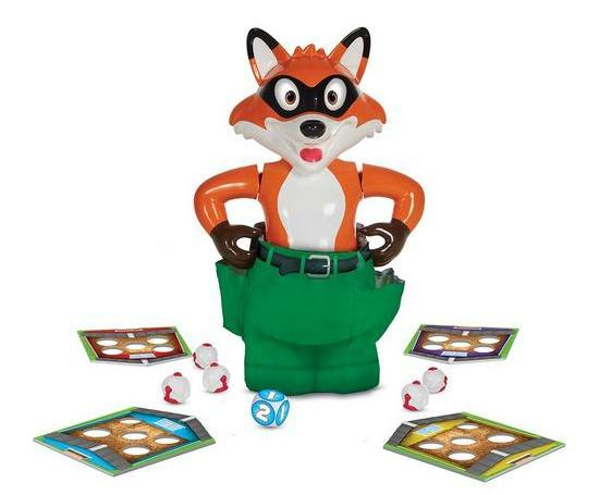 Foxy Pants Game
