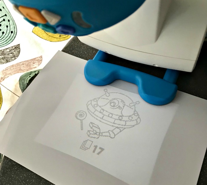Spaceship smART sketcher