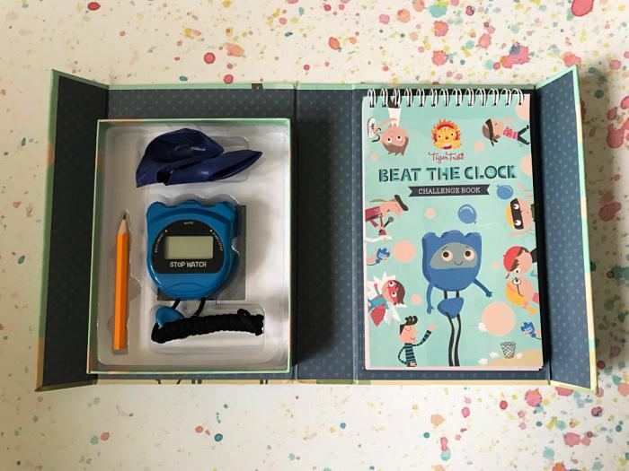 Beat the Clock Box