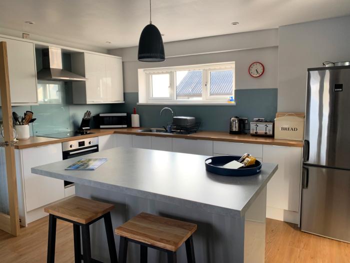 Kitchen Talfan Cottage