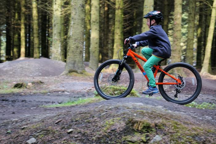 Isaac Mountain Bike