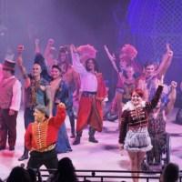Cirque Berserk Cast