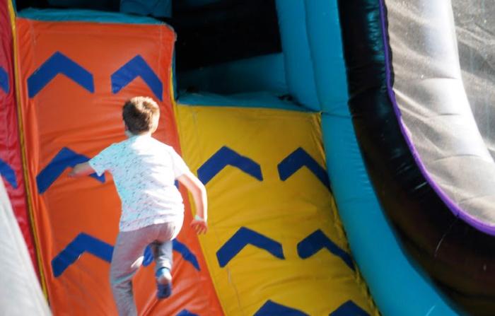 Jumpin Inflatable Fun Salisbury