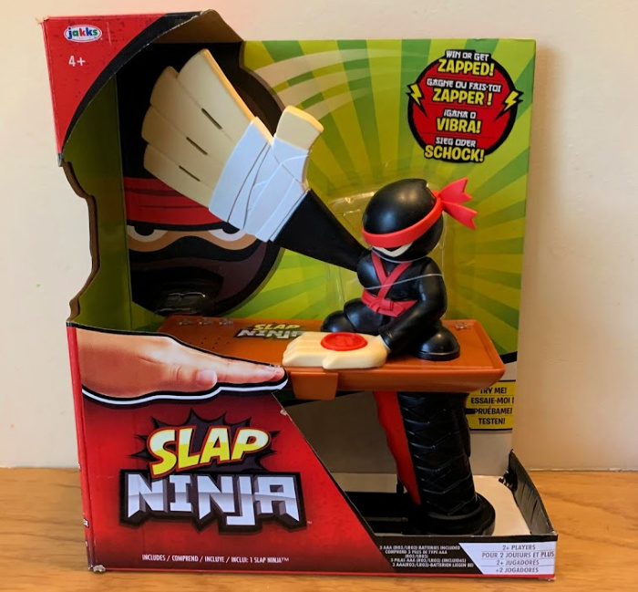 Slap Ninja Jakks Pacific