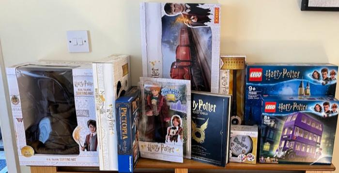 Harry Potter Wishlist