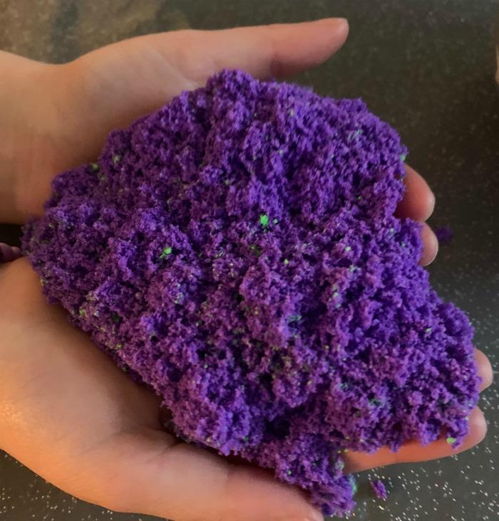 Purple Foam