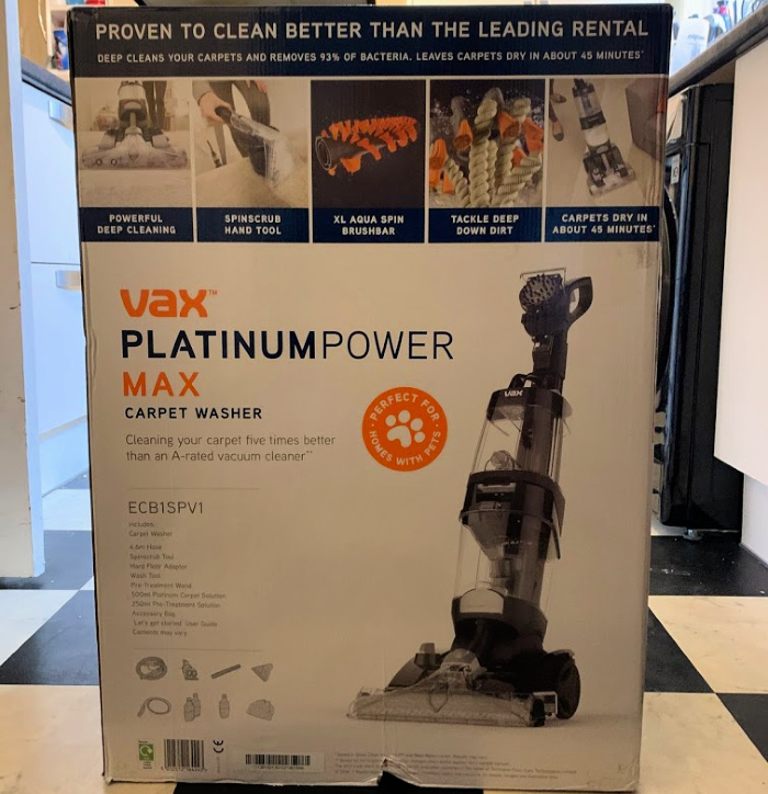 Vax Platinum Power Max Review Chelseamamma