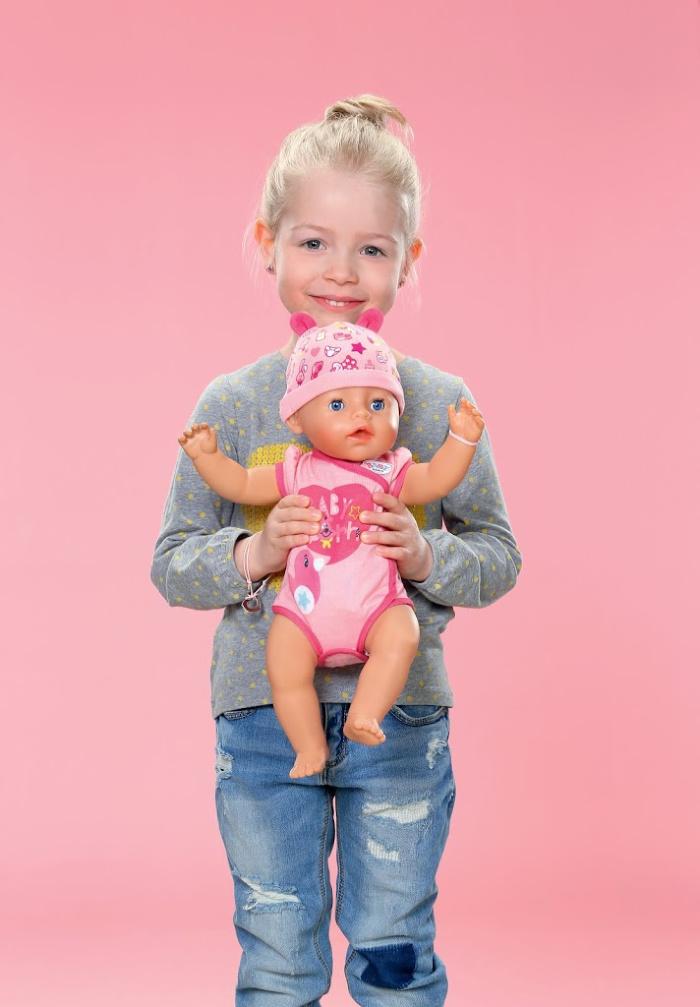 Baby Born Soft Doll
