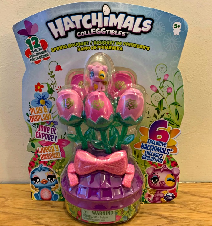 Hatchimals Spring Bouquet