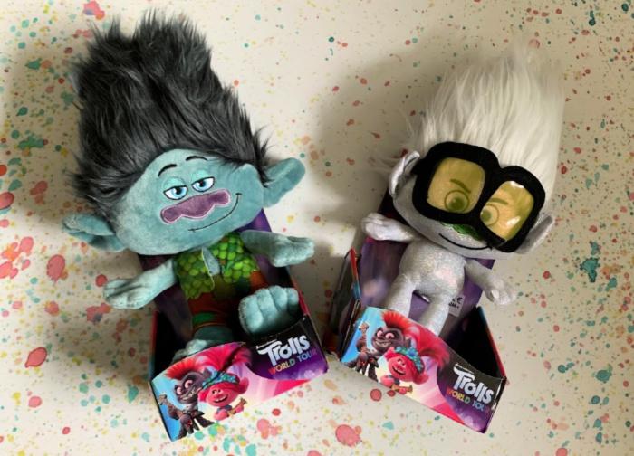 Posh Paws Trolls
