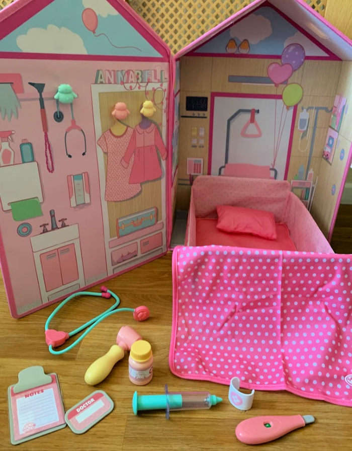 Baby Annabell Hospital accessories