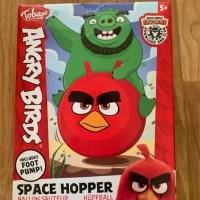 Red Hopper Box