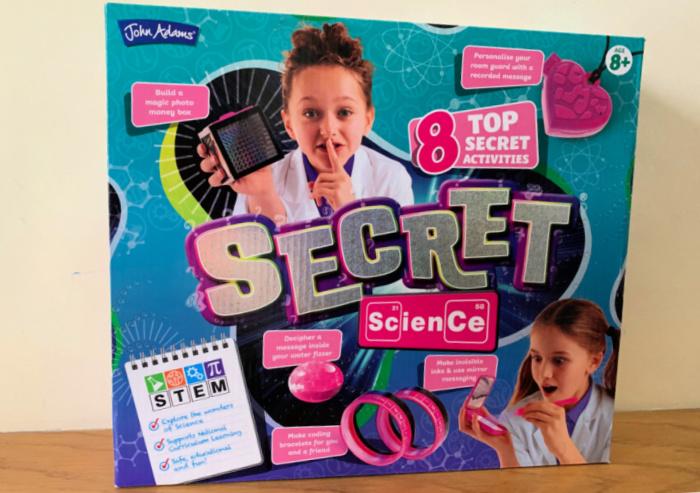 Secret Science Set