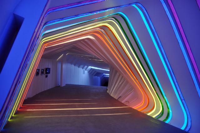 Inside the Light Bridge