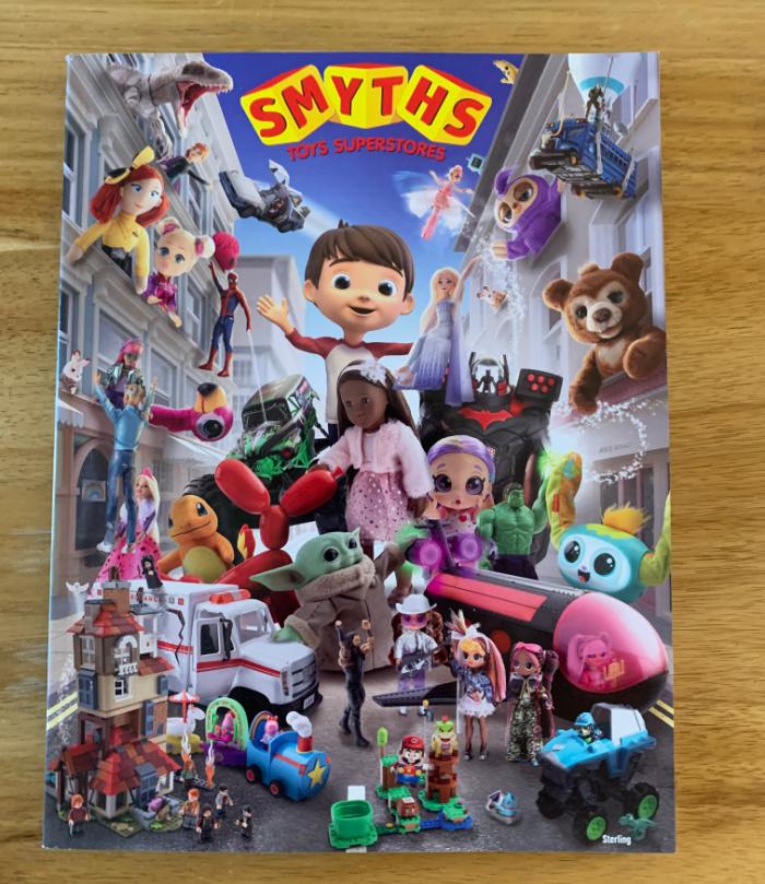 Smyths Toy Catalogue