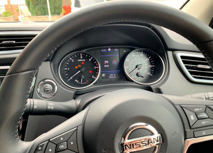 Steering Wheel Nissan