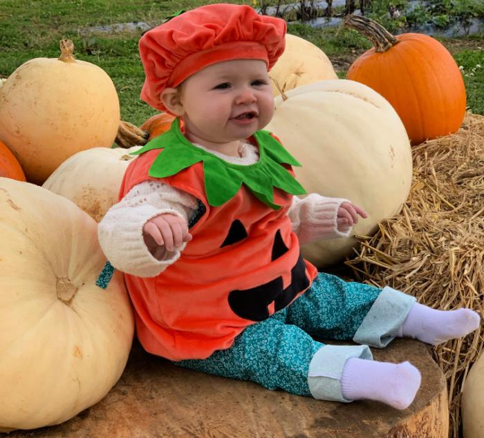 Lilah Pumpkin