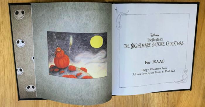 Nightmare Book