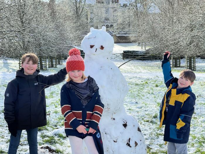 Snowman Cranborne