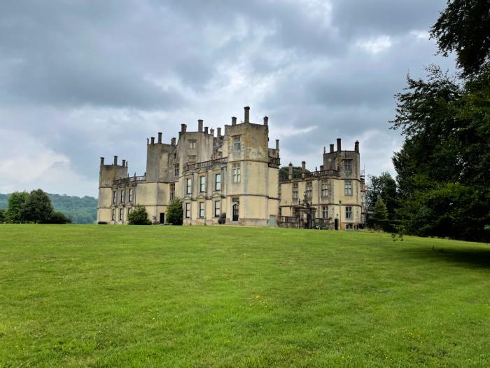 Sherborne-Castle