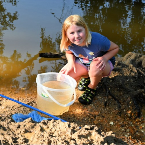 Discovering Nature with Learning Resources this summer