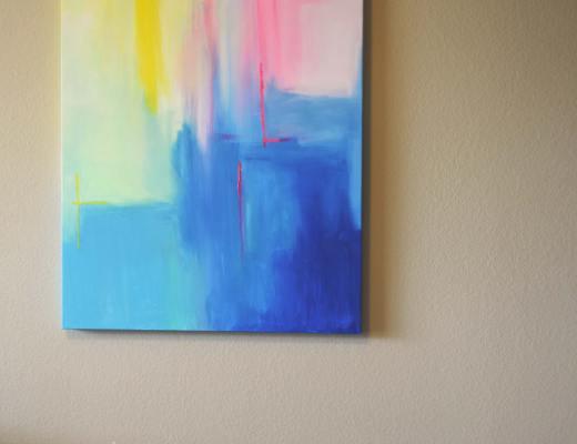 Chelsea+Morgan >> Spring Art