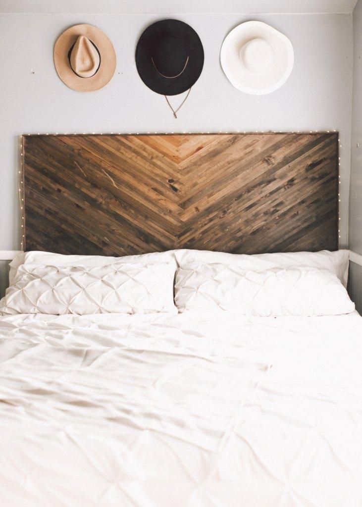 Dreamy Wooden Headboards Chelsea+Morgan