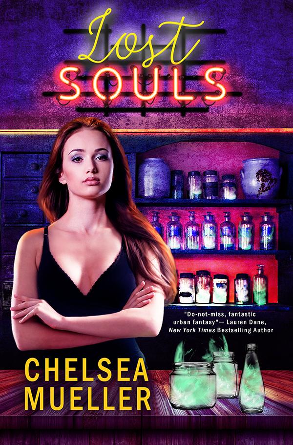 Lost Souls by Chelsea Mueller (Soul Charmer #3)