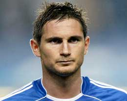 Lampard Misses A Penalty
