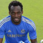 Essien Wants To Follow 'Daddy's Footsteps!