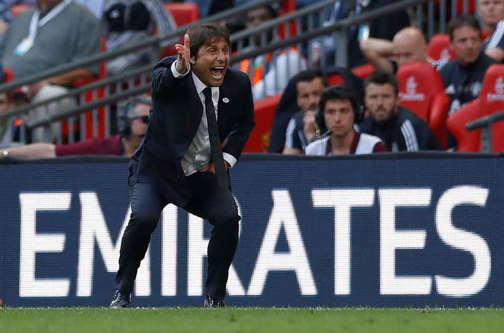 Antonio Conte Explains Why Lampard Is The 'Right Coach' For Chelsea And Gives Exciting Prediction