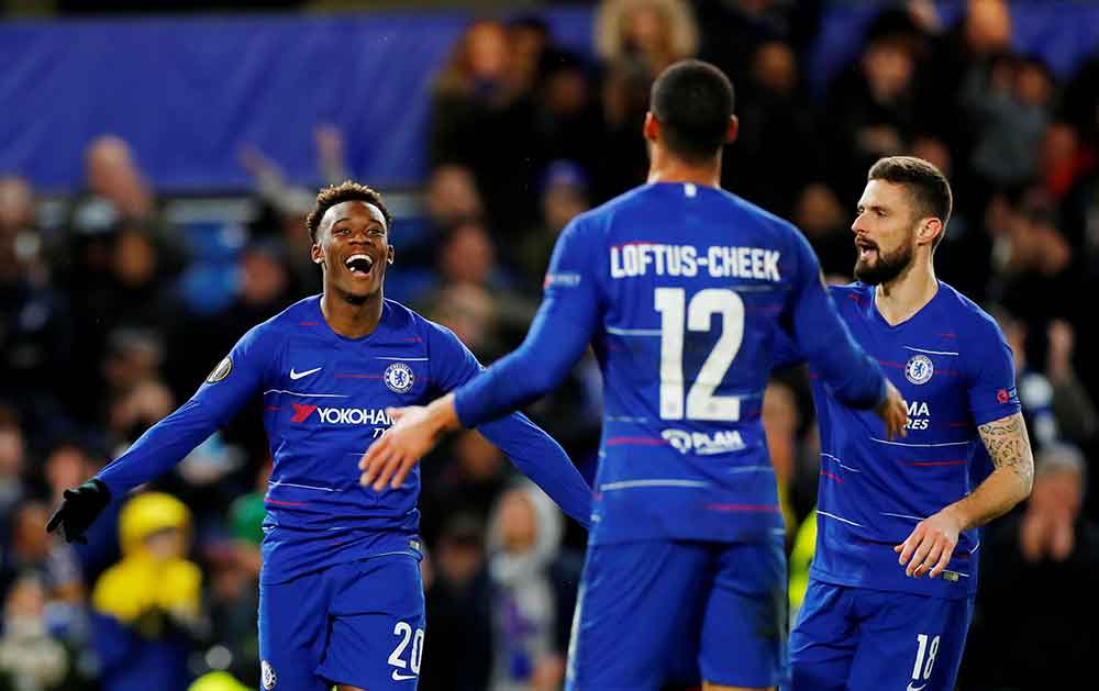 Lampard Makes Promise To Hudson-Odoi Amid Talk Of Bayern Switch