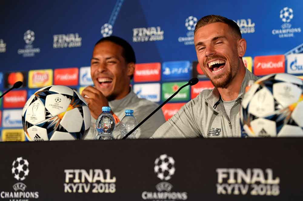 Henderson Identifies Two Chelsea Players That He's Been Impressed Most By This Season