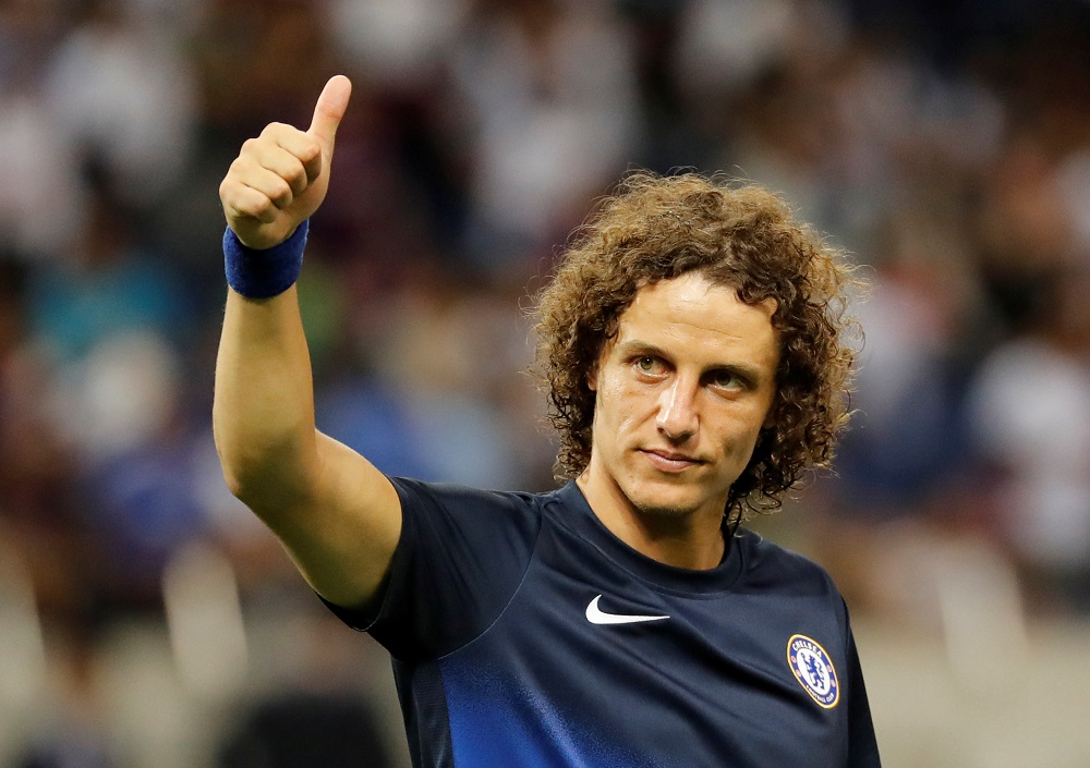 """Luiz Describes One Player In The Squad As """"The Future Of Chelsea"""""""