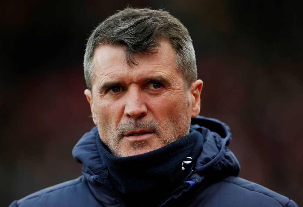 """There Are A Lot Of Idiots"" Roy Keane Lays Into Critics Of Chelsea Ace"