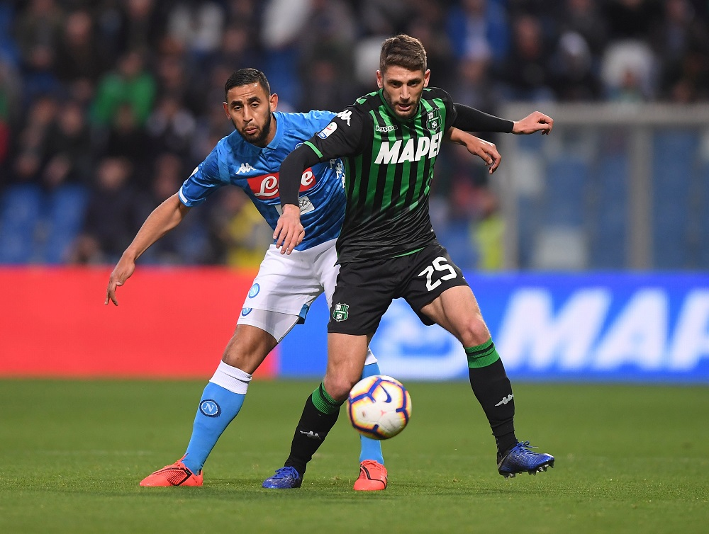 'Expressions Of Interest' Report Claims Chelsea And West Ham Have Both Enquired About 34M Rated Italian Ace