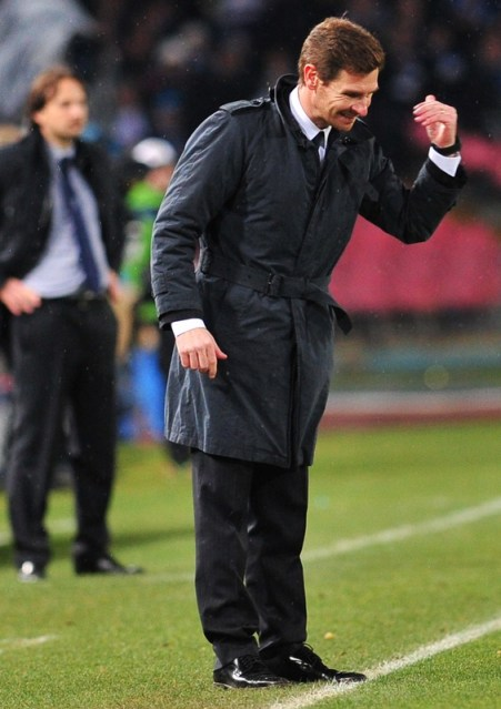 AVB vs Napoli