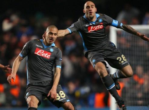 Inler vs Napoli (3-1)