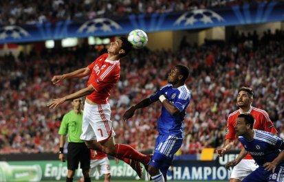 Kalou2 vs Benfica