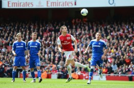 Koscielny vs Arsenal