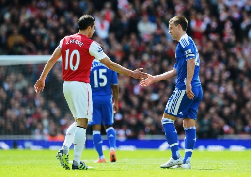 Terry vs Arsenal