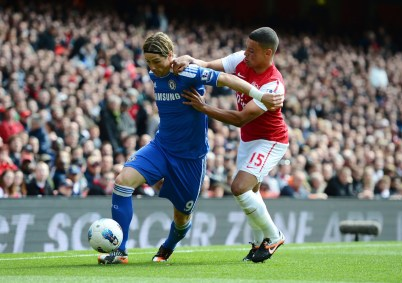 Torres1 vs Arsenal